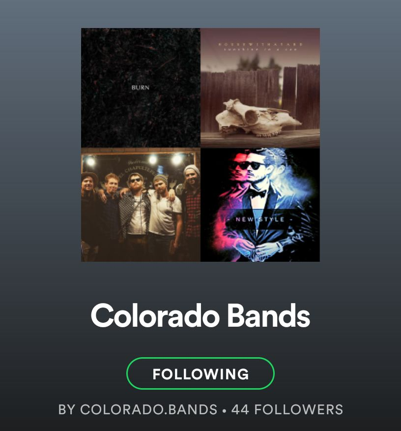Coloradobands